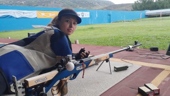 Gana Quintana Roo oro en tiro deportivo