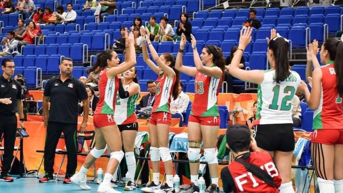 Será México sede de torneo continental de voleibol