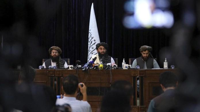 Respetarán talibanes los derechos de mujeres