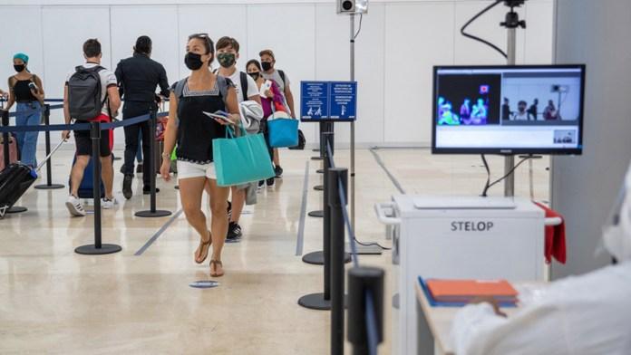 Afectan al Caribe mexicano alertas de viaje británica y alemana