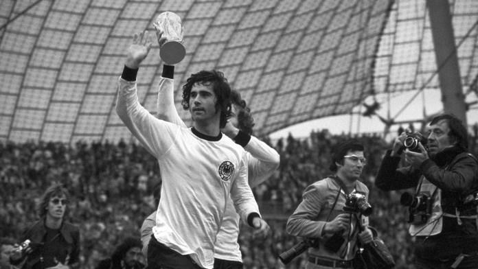 Mundo del futbol da último adiós a Gerhard Müller