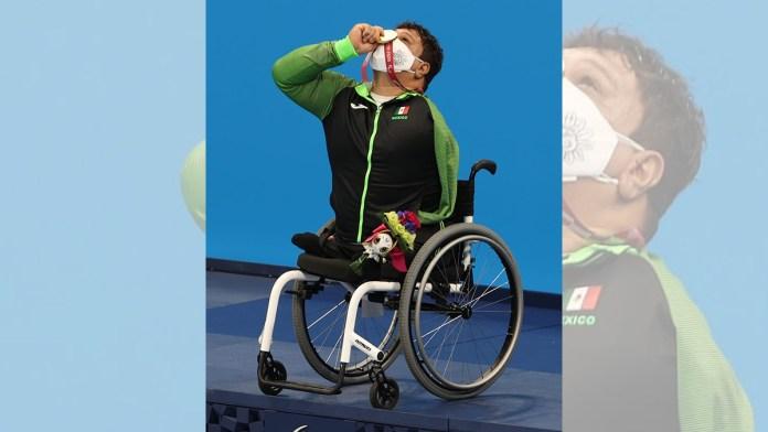Presume Castorena legado de medallas en Paralímpicos
