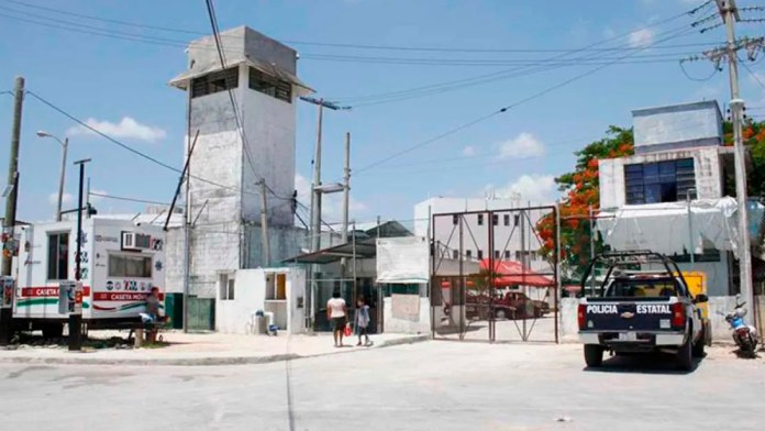 Restablecen orden en cárceles de Quintana Roo
