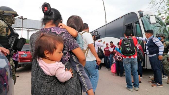 Multiplican en frontera captura de mexicanos