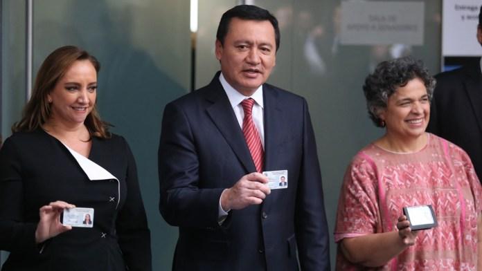 Se desliga Osorio Chong de desvíos en la PF