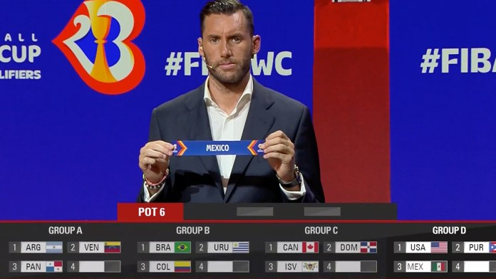 Definen grupos rumbo a Eliminatoria de Basquetbol