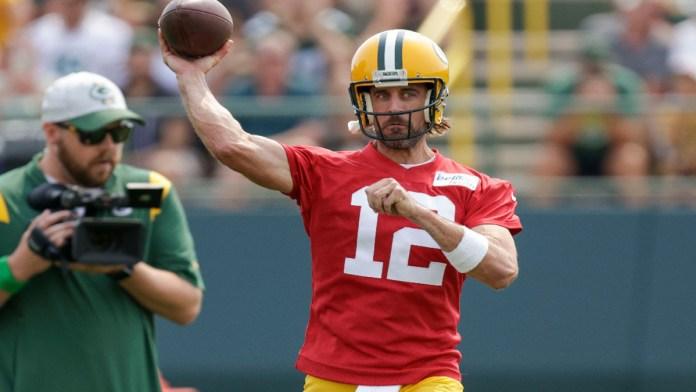 Descartan Packers a Rodgers en juegos de pretemporada