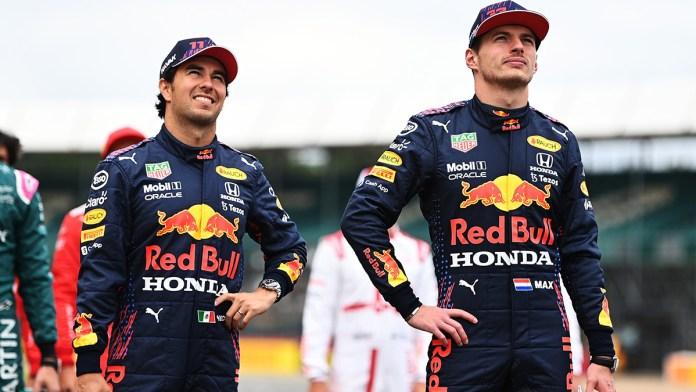 Destaca Max Verstappen trabajo de Checo Pérez