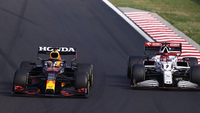 Premiará Fórmula 1 al piloto con más rebases