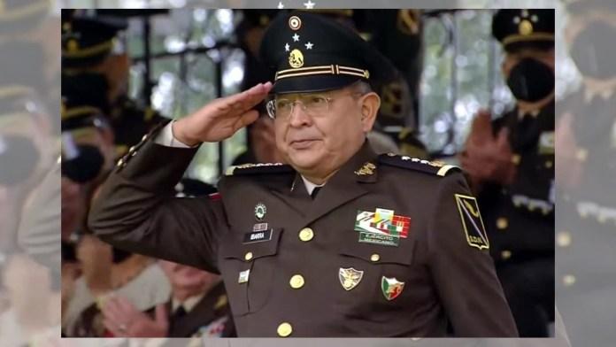 Nombra Sedena a primer Comandante del Ejército