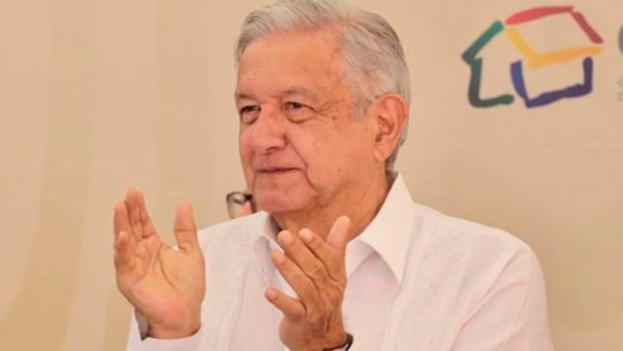 Protesta, para no olvidar viejos tiempos.- López Obrador