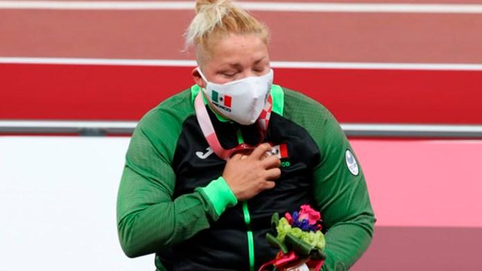 Segunda medalla para México en Paralímpicos
