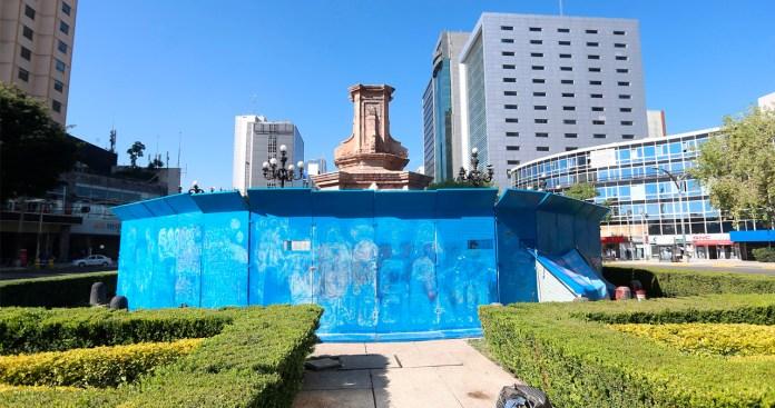 Alistan sustitución de estatua de Colón por una de mujer Olmeca