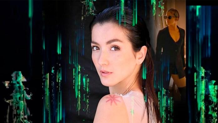 'Matrix Resurrections' va a sanar corazones.-Eréndira Ibarra