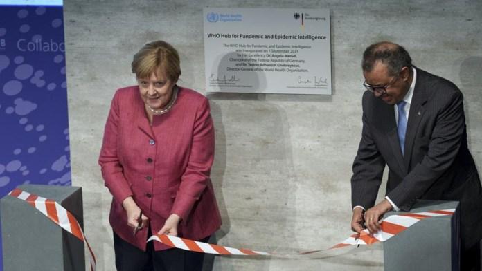 Abren complejo en Alemania para pandemias