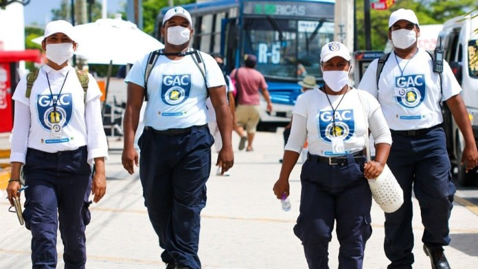 Apoya la Guardia Auxiliar Ciudadana a Policía