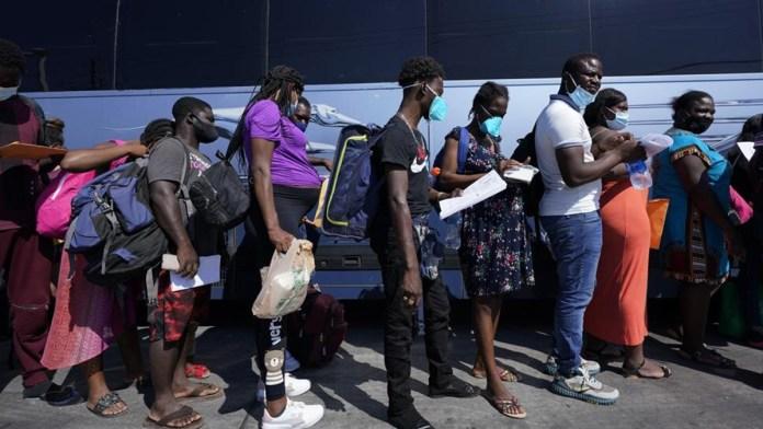 Denuncia ONU situación de haitianos en Texas