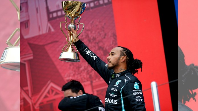 Es GP de Sochi victoria #100 de Lewis Hamilton