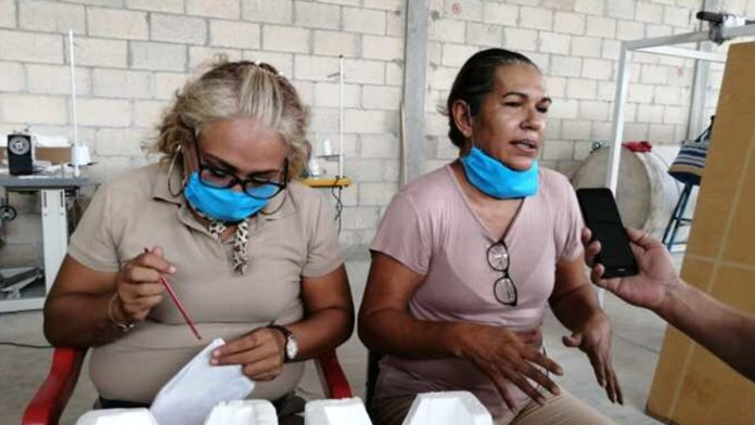 Salió de prisión Marta Nikita; usará brazalete