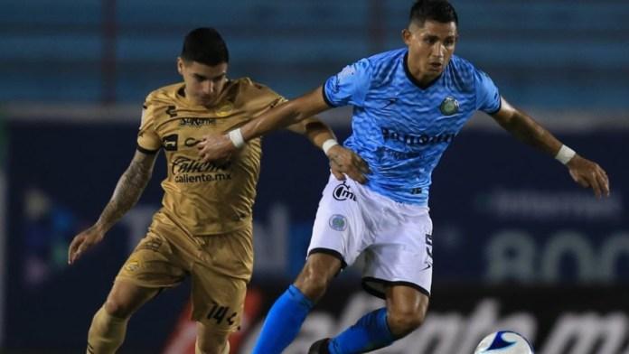 Quiere Cancún FC seguir invicto ante Dorados en Sinaloa