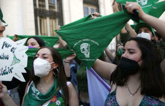 Avanza en Chile ley de aborto libre