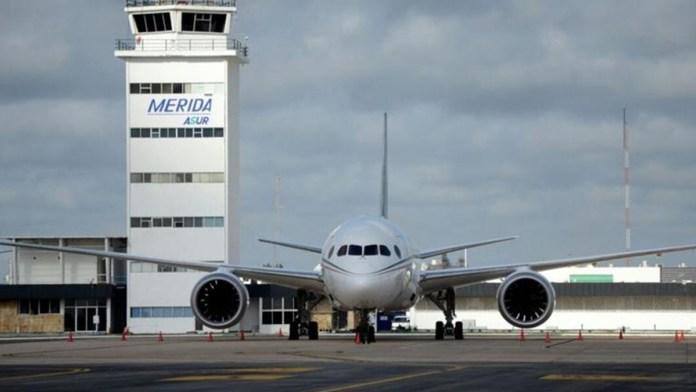 Impulsará conectividad el aeropuerto de Mérida
