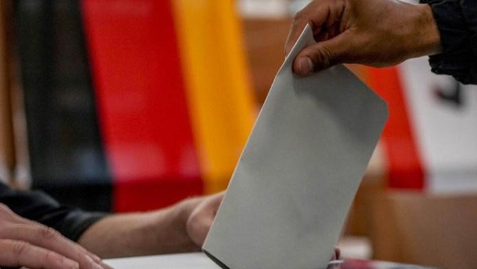 Cerrada elección por el poder en Alemania