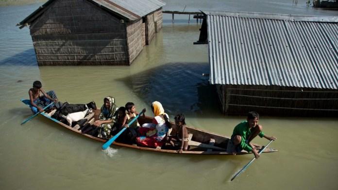 Cambio climático dejará millones de desplazados