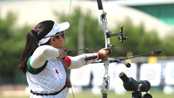Competirá Ana Laura Vázquez en mundiales de tiro con arco