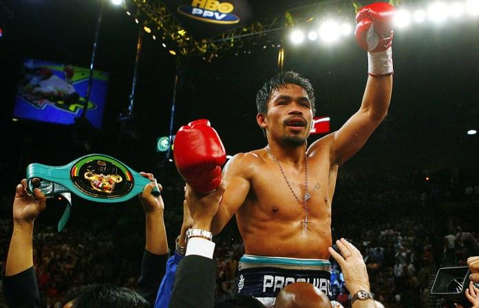 Elogian boxeadores a Pacquiao tras retiro