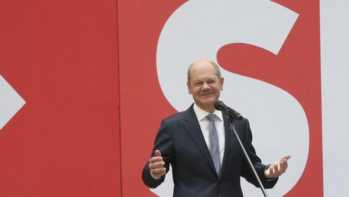 Queda pendiente nuevo gobierno alemán