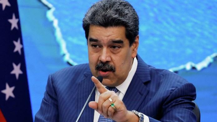 Descarta Nicolás Maduro perdón a Juan Guaidó