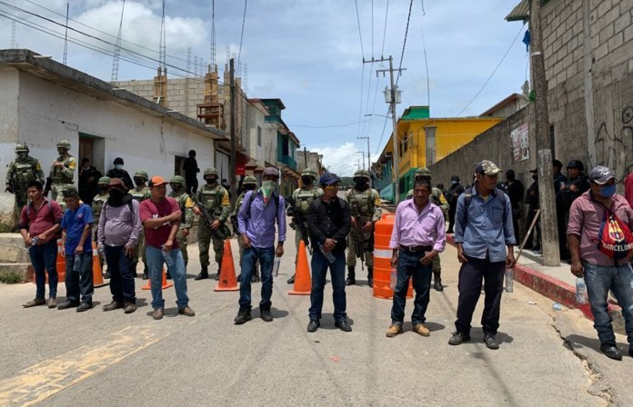 Veta Machete a alcalde electo