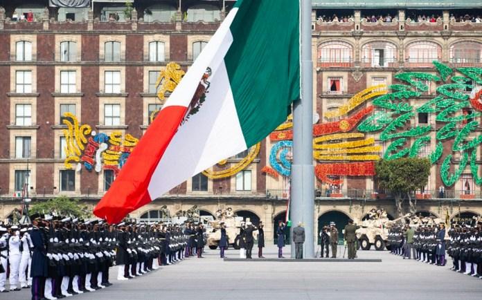 Putin y el Papa felicitan a México por sus 200 años de Independencia