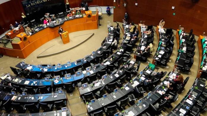 Grupo Parlamentario Plural en el Senado lanza su manifiesto