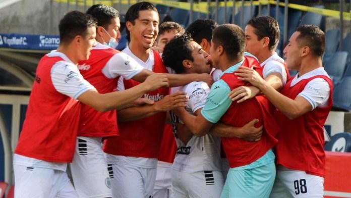 Triunfa Cancún FC con ayudita ante Tepatitlán