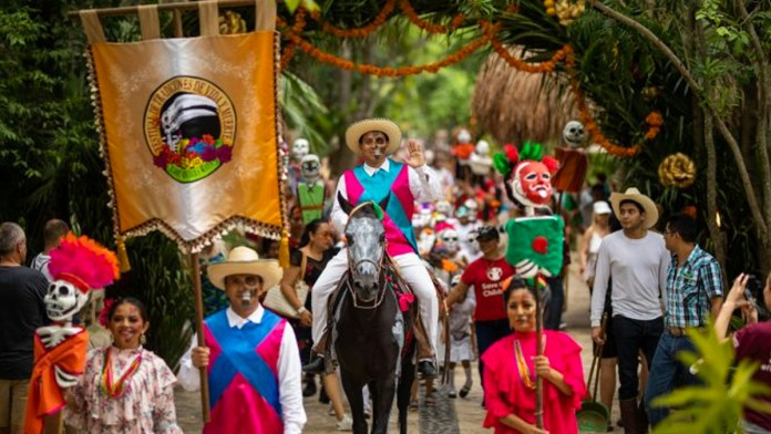 Vuelve Festival de Tradiciones de Vida y Muerte de Xcaret