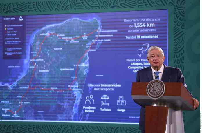 Aumentan costos del Tren Maya