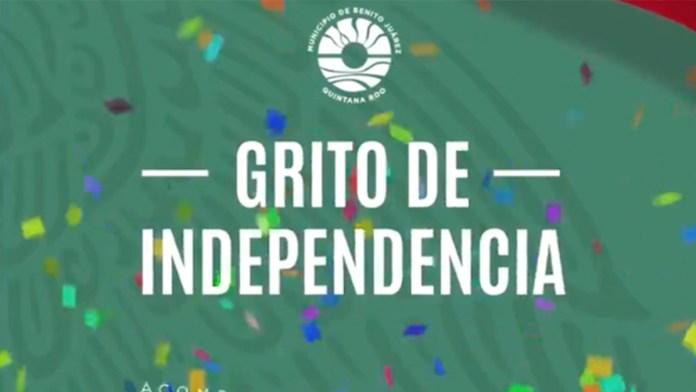Optan en Benito Juárez por Grito virtual