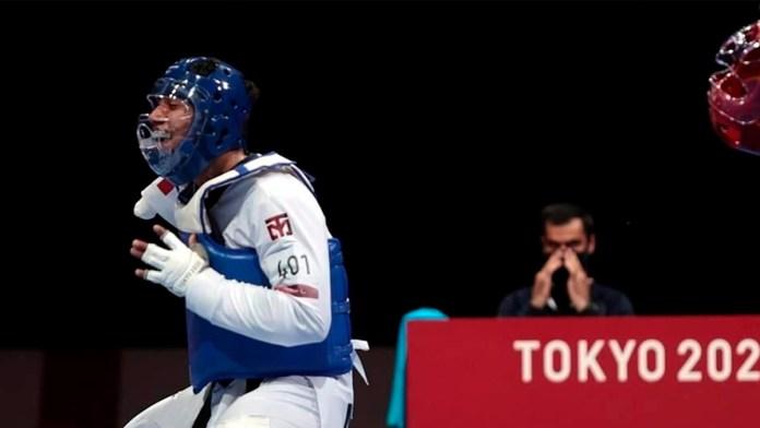 Da Juan Diego García oro en Para taekwondo