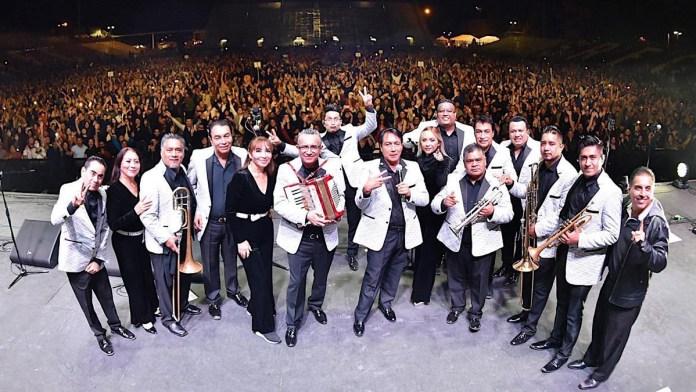 Ángeles Azules cierra el año con concierto en Cancún