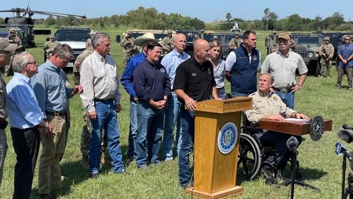 Buscan reanudar el muro fronterizo en Texas