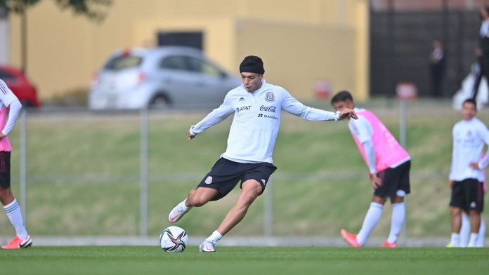 Recupera México goles para las Eliminatorias