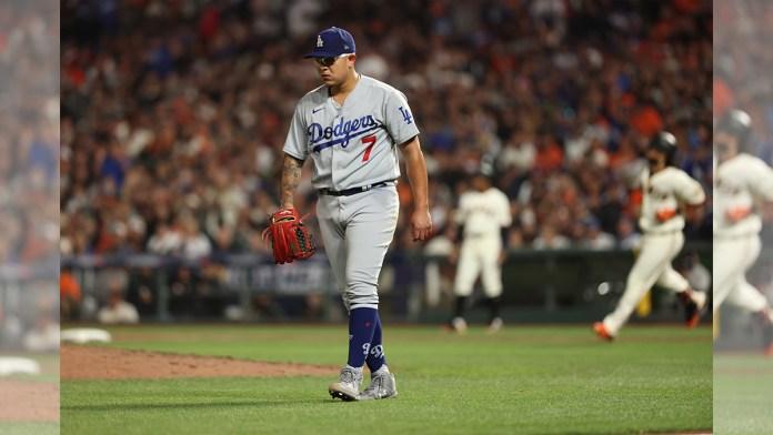 Abrirá Urías Juego 5 entre los Dodgers vs Giants