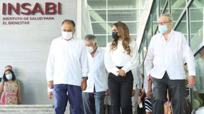 Secretaría de Salud ya está en Acapulco, Guerrero