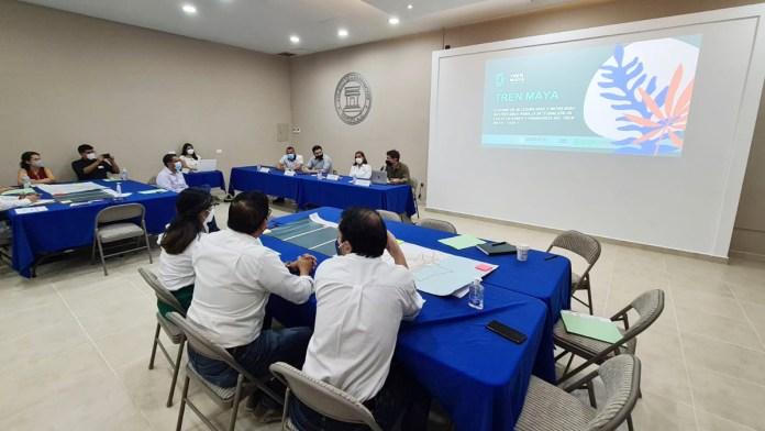 Continúan talleres sobre movilidad en torno al Tren Maya