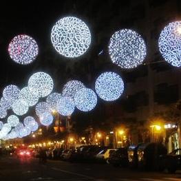 Logroo  Luces de Navidad en tu Ciudad