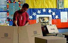 Normalidad y buena participación en varias parroquias de Caracas