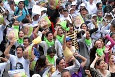 La movilización popular abortó el golpe de Estado: Lecciones de Ecuador