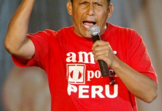 Perú: Campaña sucia del imperialismo y de la oligarquía para impedir la victoria de Ollanta Humala